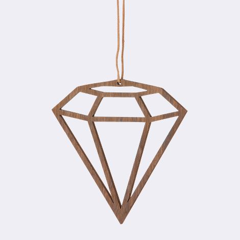 WOODEN DIAMOND 3